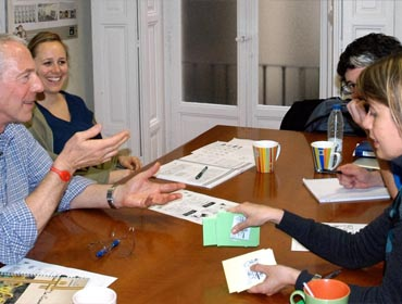 Spanish courses for adults in Madrid