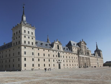 Day visit to El Escorial monastery to learn Spanish