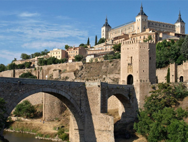 Day visit to Toledo to learn Spanish