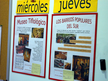 Cultural immersion with Abanico cultural program, visits and tours in Madrid