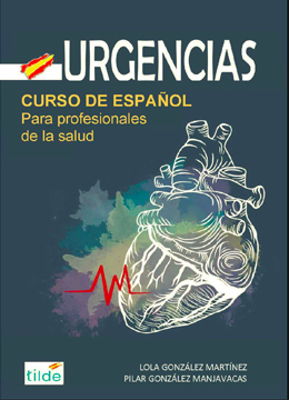 Cover of the book Emergencies, Spanish for doctors and health professionals